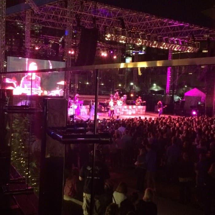 The Fray in Concert at Horseshoe Casino Cincinnati