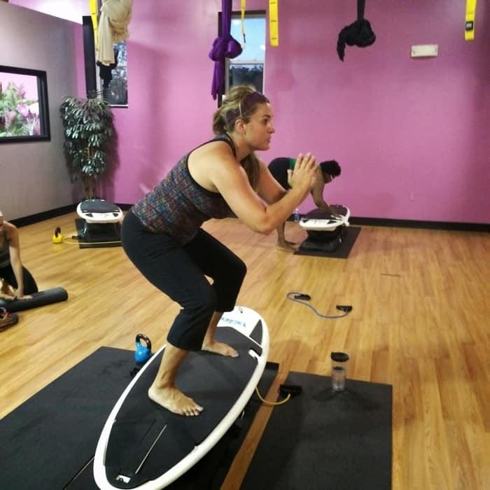 SURFSET Fitness Class