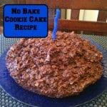 no bake cookie cake recipe cover1