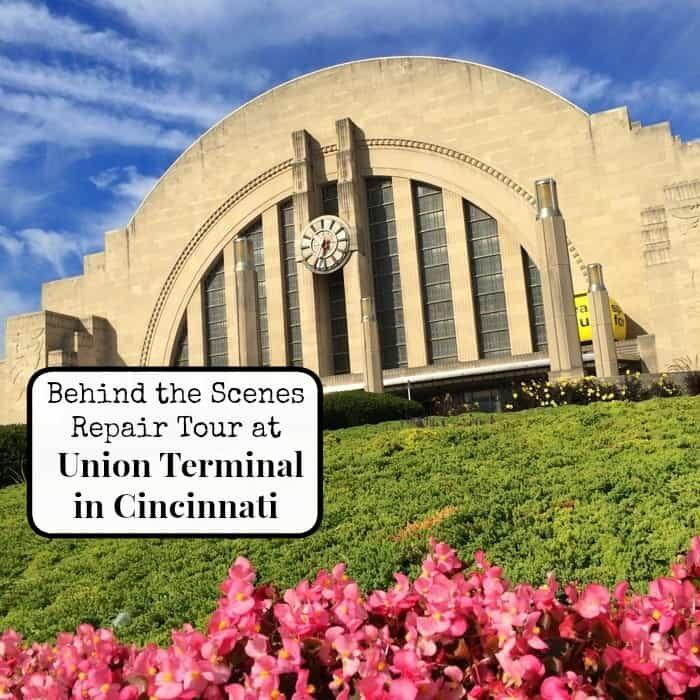Behind the Scenes Repair Tour at Union Terminal in Cincinnati Cover  2