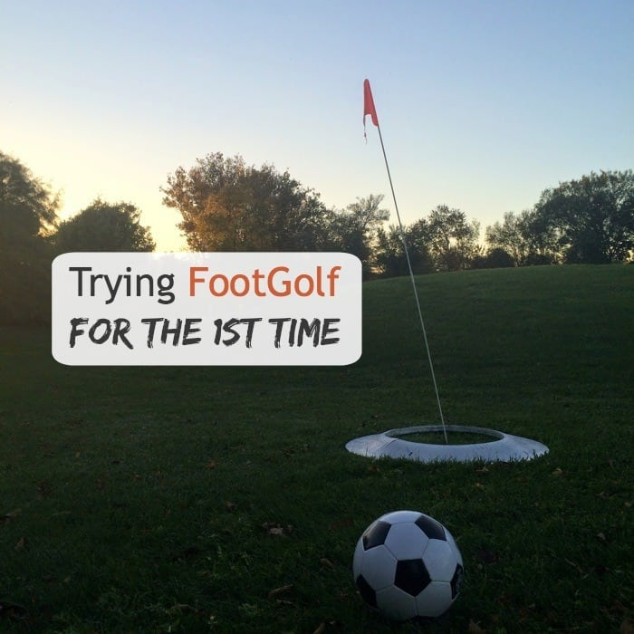 Footgolf Cover