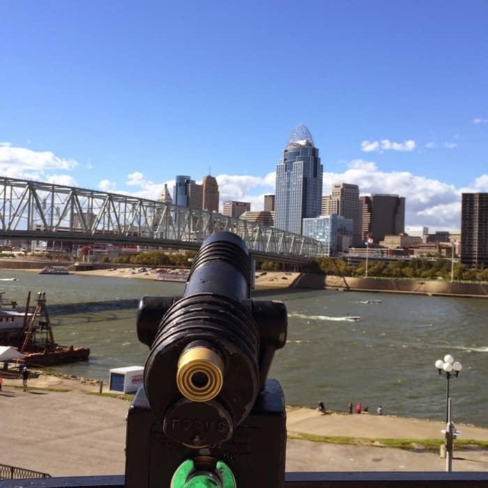 Ride The Ducks in Newport/ Cincinnati Tour