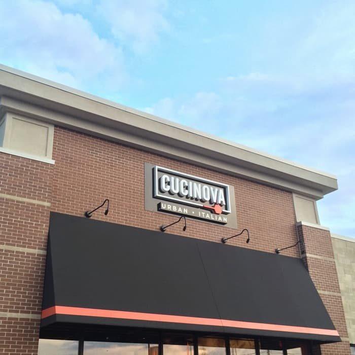 Cucinova Urban Italian Kenwood Cincinnati