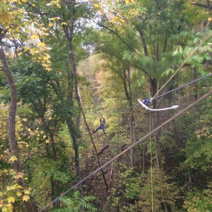Ozone Zipline Adventures River Tour