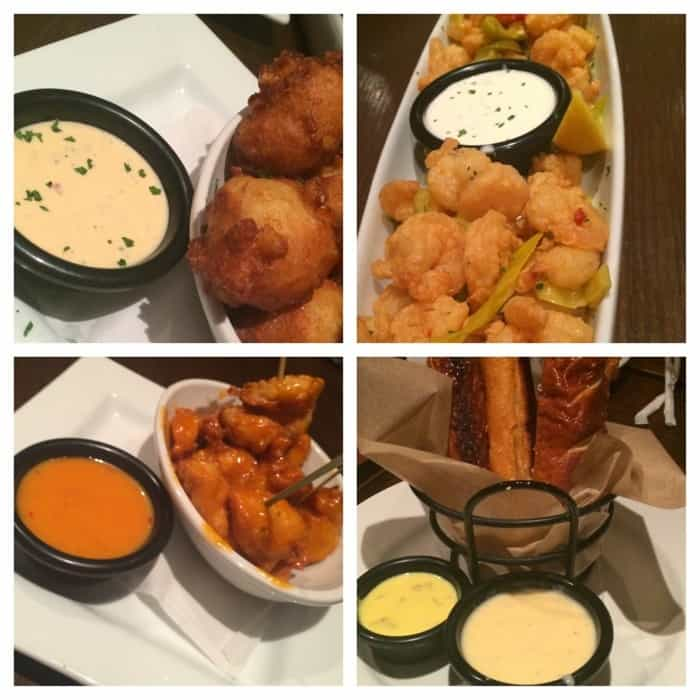 """Fall into Flavor"" Menu Items at Longhorn Steakhouse"