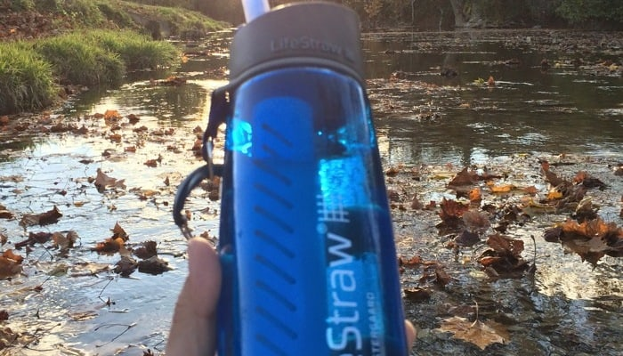 LifeStraw® Go- A Water Bottle That Gives Back ~ Giveaway