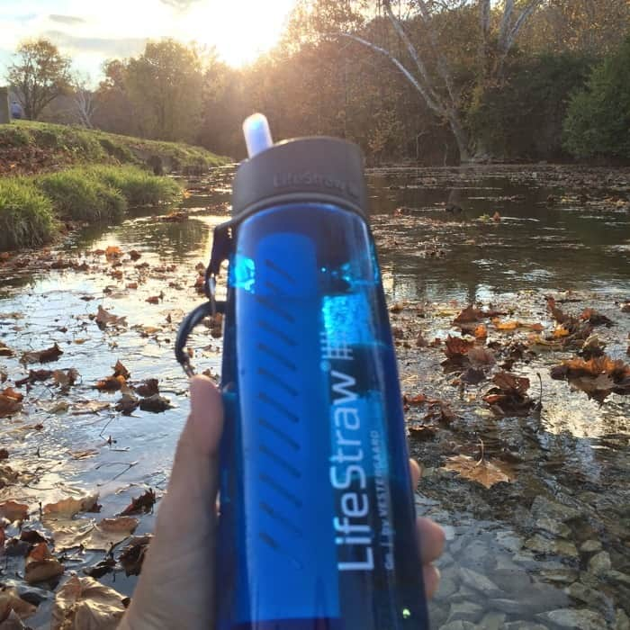 LifeStraw® Go- A Water Bottle