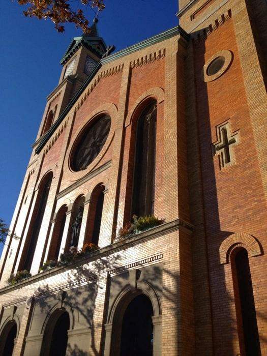 St Francis Seraph Church