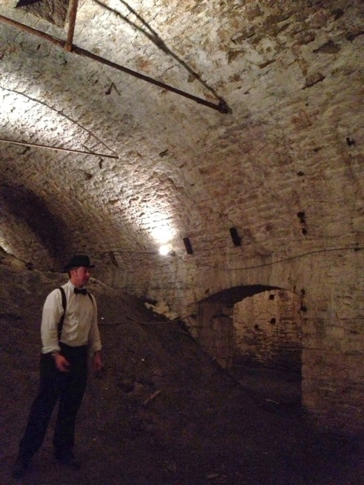 Queen City Underground Tour in Cincinnati