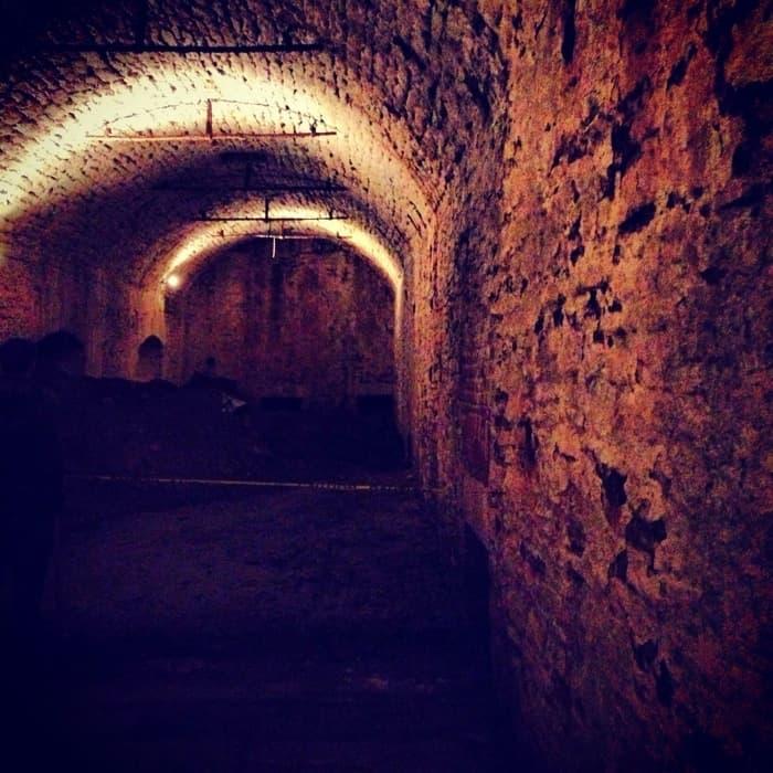 Queen City Underground Tour in Cincinnati
