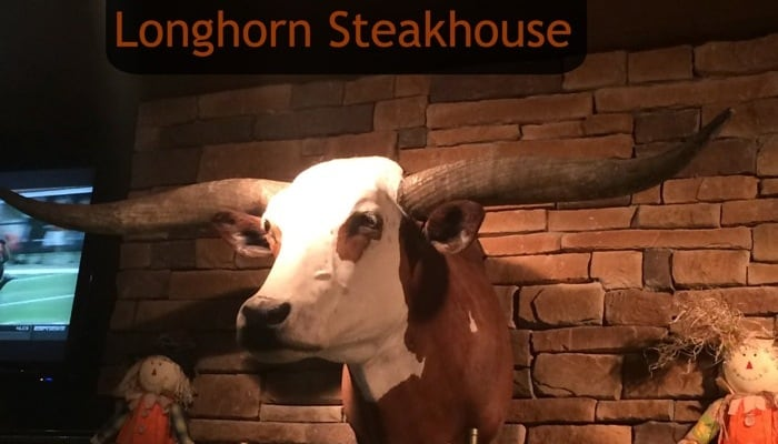 "New ""Fall into Flavor"" Menu Items at Longhorn Steakhouse"