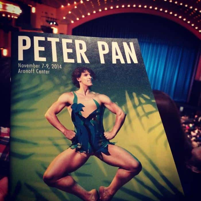 Cincinnati Ballet Peter Pan