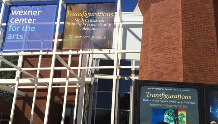 Transfigurations at Wexner Center for the Arts