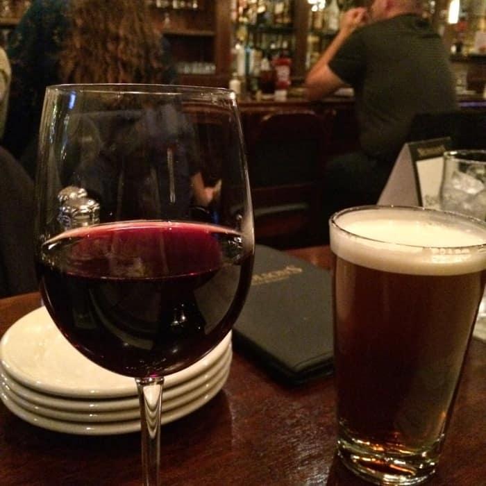 Wine & Craft Beer at Nicholsons