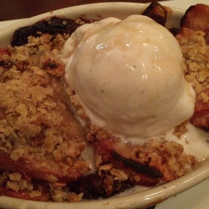 Date Night Desserts at Nicholsons