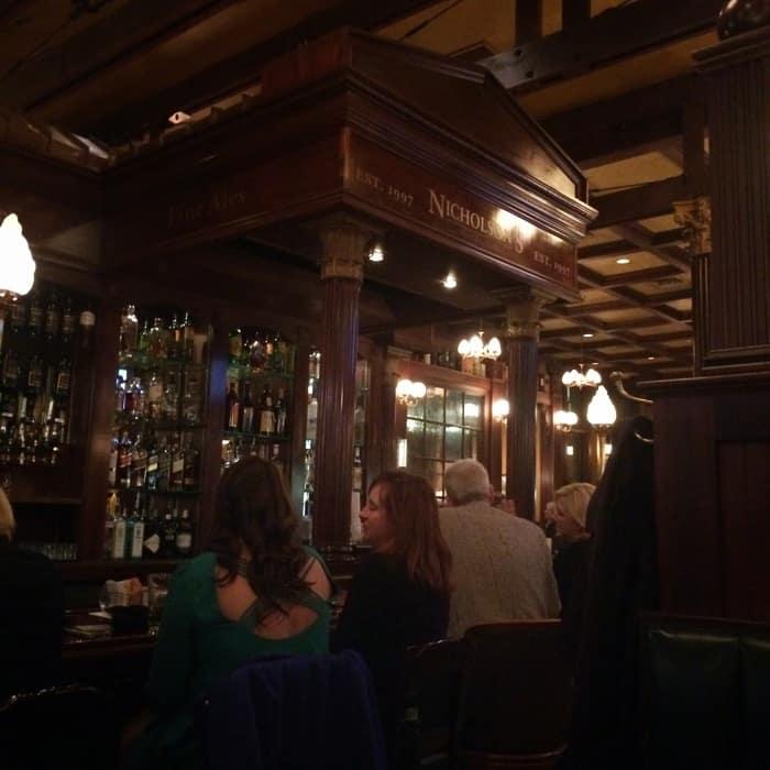 Nicholson's - Date Night Cincinnati