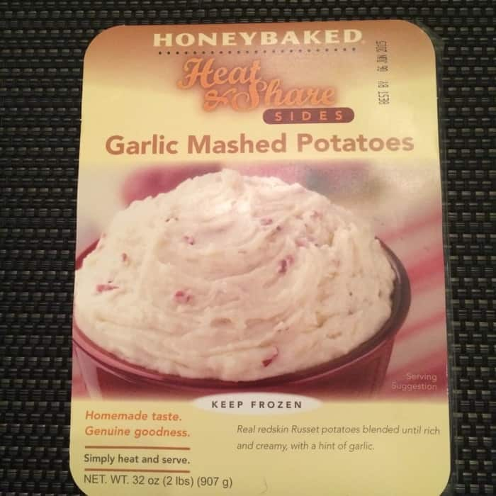 Garlic Mashed Potatoes HoneyBaked Holiday