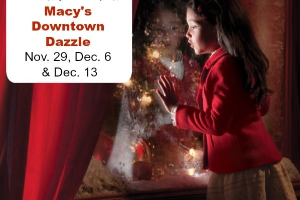FREE Fun at Macy's Downtown Dazzle