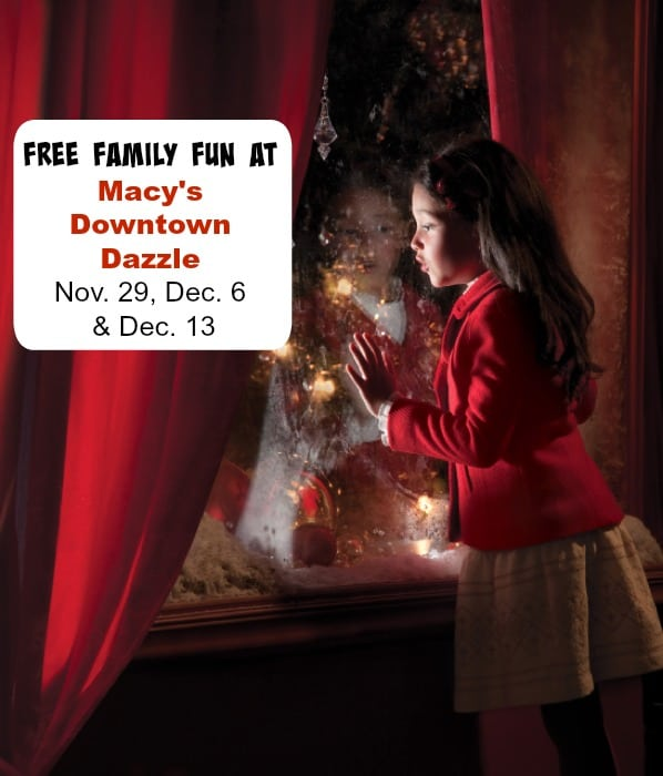 Macy's Downtown Dazzle Cover