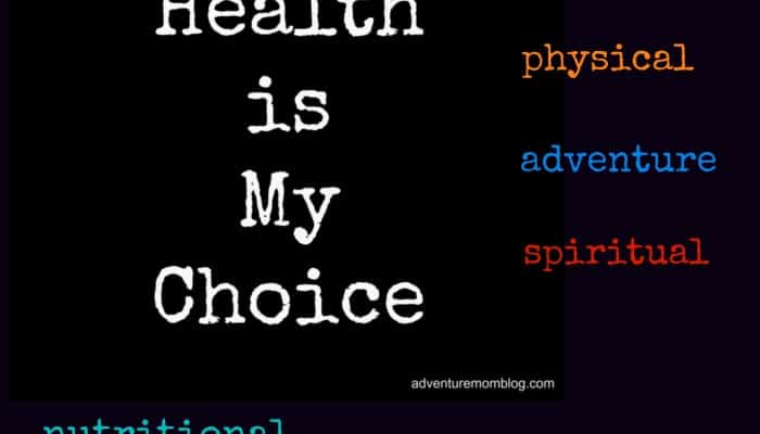 My Health is My Choice- 8 Types of Health to Focus on for a Better Year