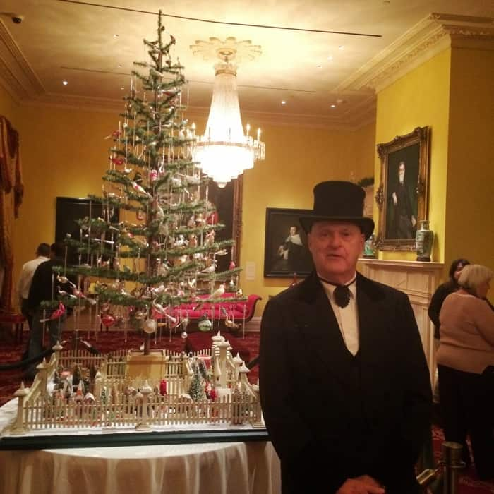 Antique Christmas at the Taft Museum of Art