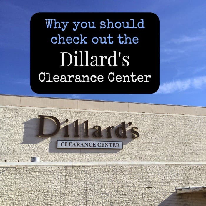 f31b8e60c3c4 Why you should check out the Dillard s Clearance Center