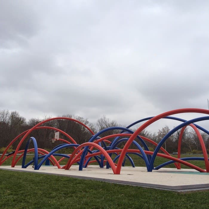 The Virginia B. Fairbanks Art & Nature Park: 100 Acres -Exploring the Indianapolis Art Trail