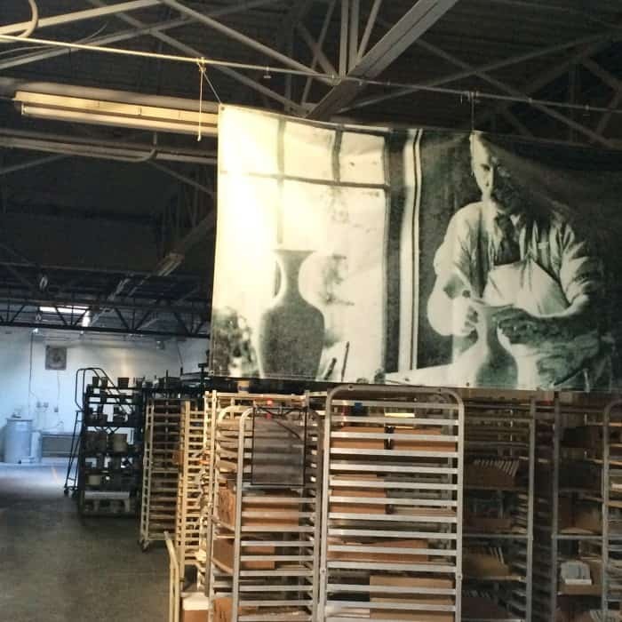 Rookwood Pottery Factory Tour