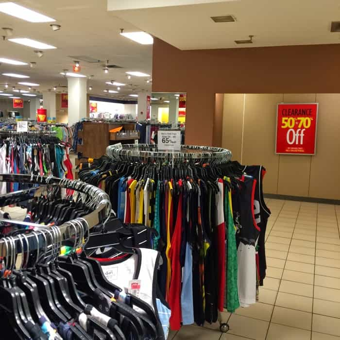 388fe80f7a8 Why you should check out the Dillard s Clearance Center