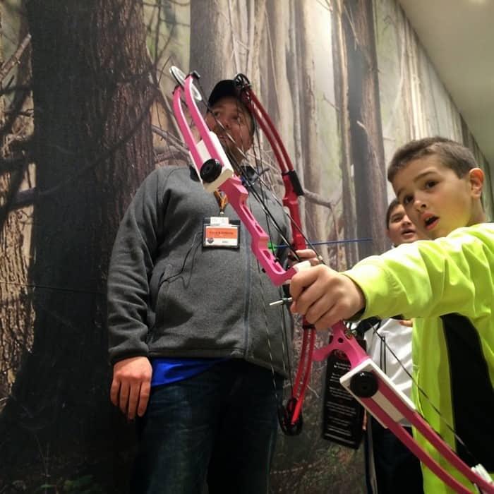 Genesis Archery Demo