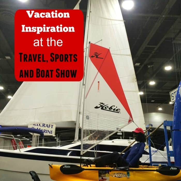 Vacation Inspiration at the Cincinnati Travel, Sports, & Boat Show