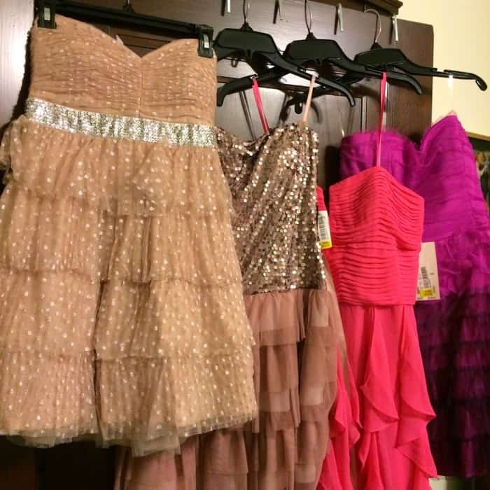 dresses from Dillard's Clearance Store 2