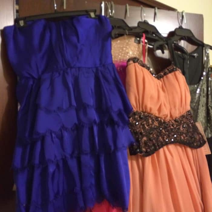 dresses from Dillard's Clearance Store
