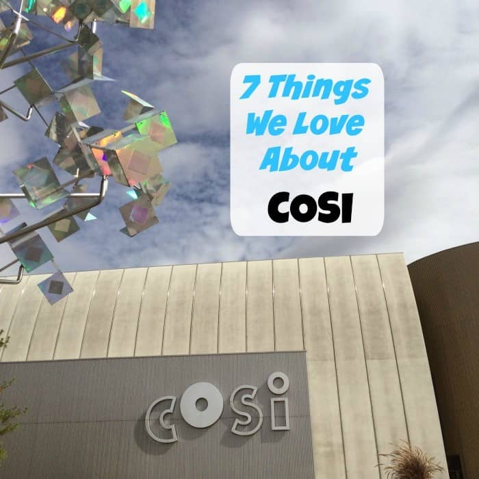 7 Things We Love About COSI