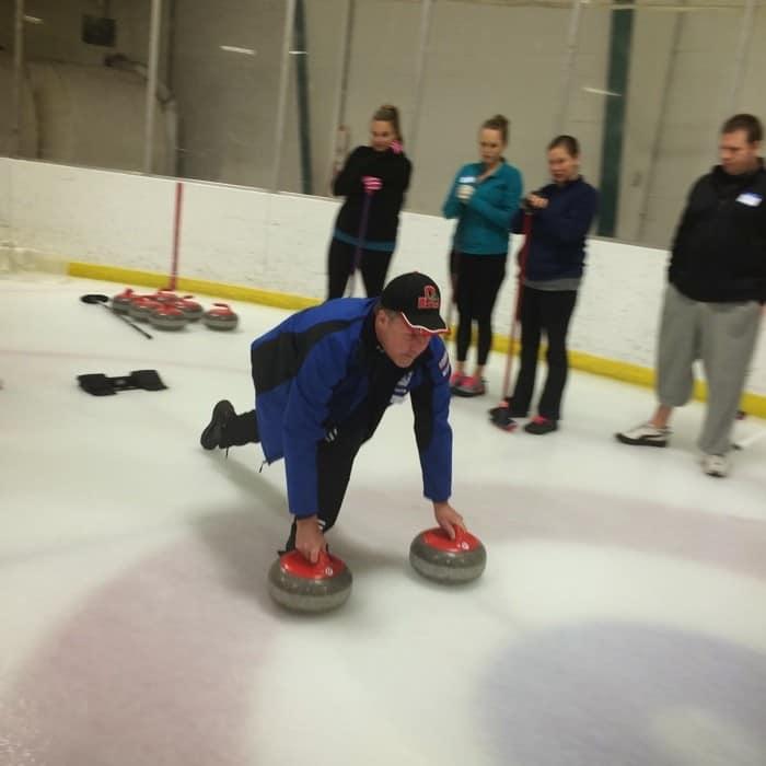 Cincinnati Curling Date Night
