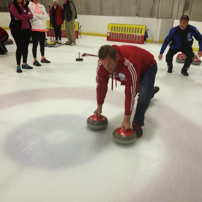 Date Night Idea - Cincinnati Curling Class