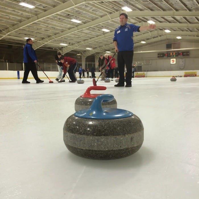 Learn to curl at Cincinnati Curling Club