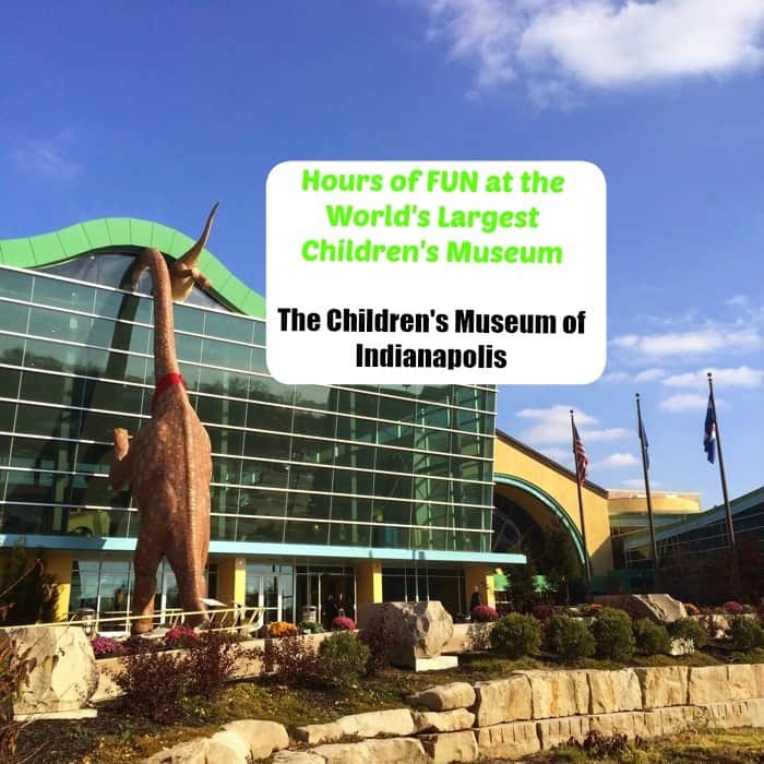 Children's Museum of Indianapolis Cover1