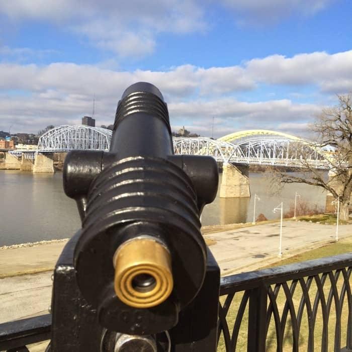 Cincinnati Bridge