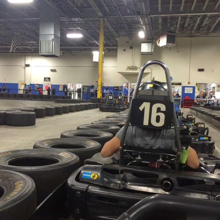 Full Throttle Indoor Karting13