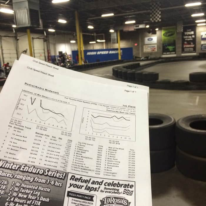 Full Throttle Indoor Karting17