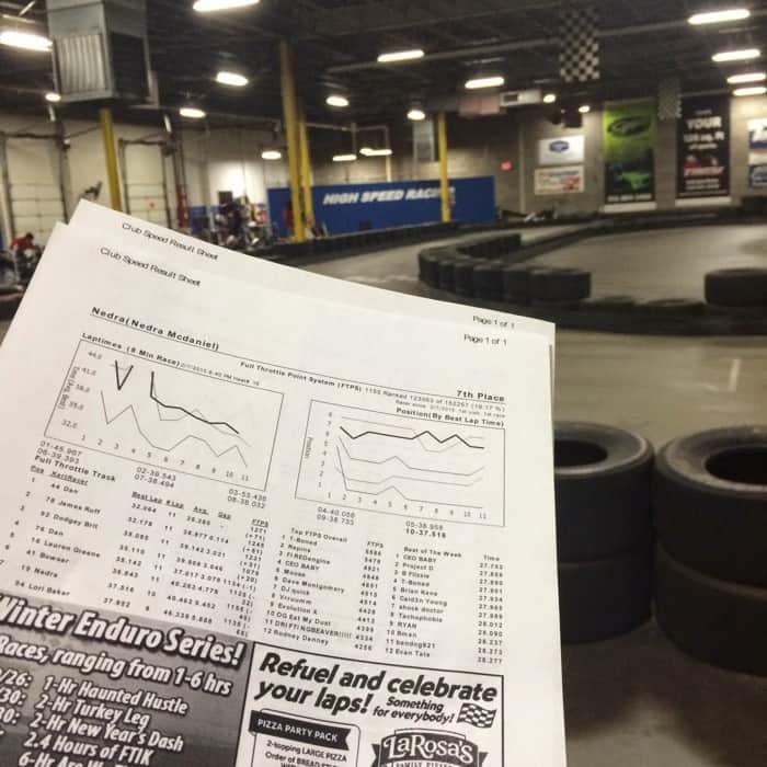 Full Throttle Indoor Karting17