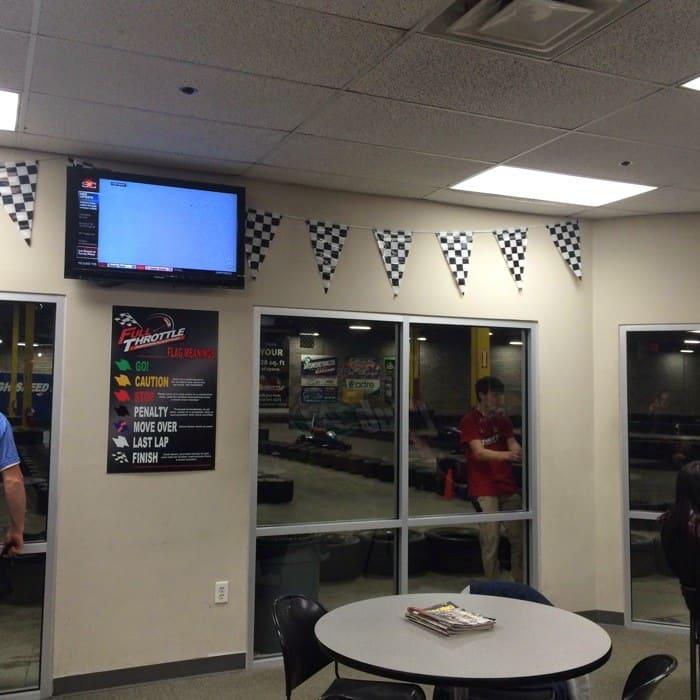 Full Throttle Indoor Karting23
