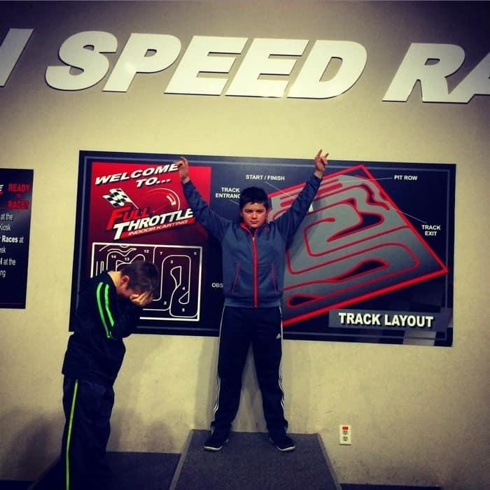 Full Throttle Indoor Karting25