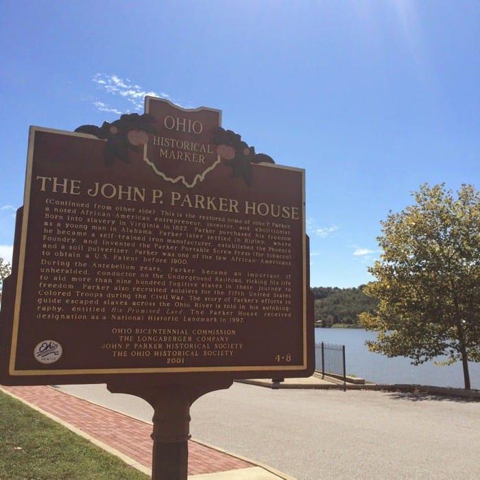John P. Parker House Museum