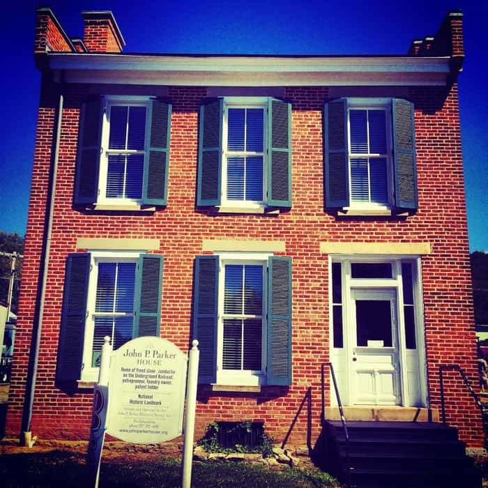 John P. Parker House Museum9