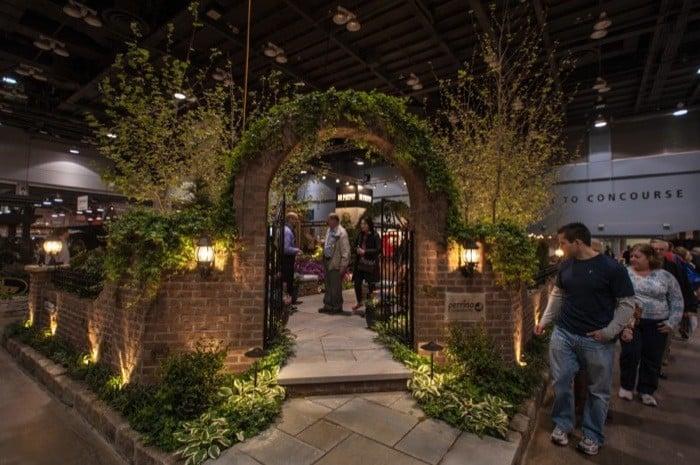 Cincinnati Home Garden Show At Duke Energy Convention