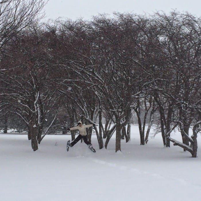 Snowshoe Trek1