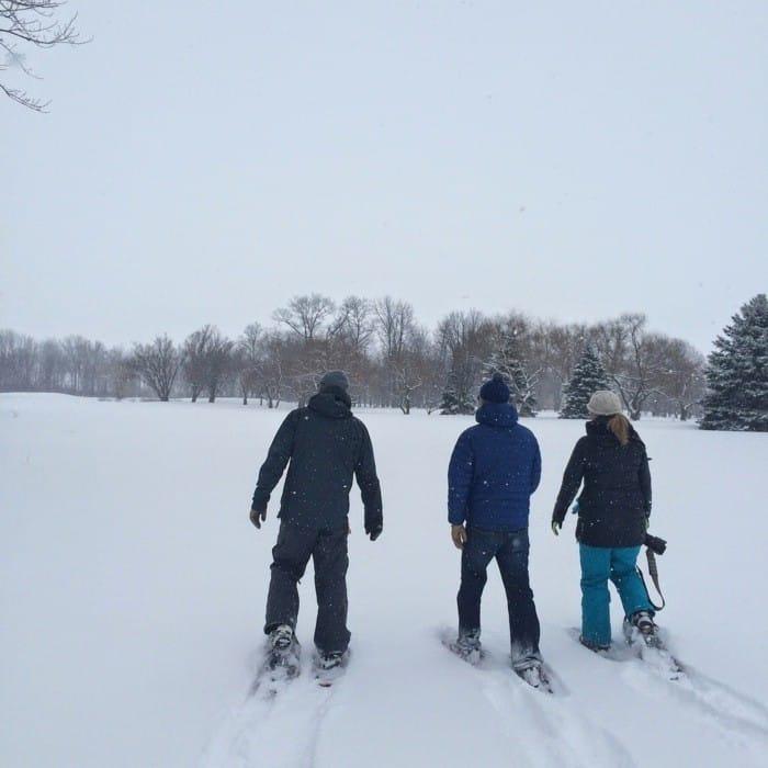 Snowshoe Trek2
