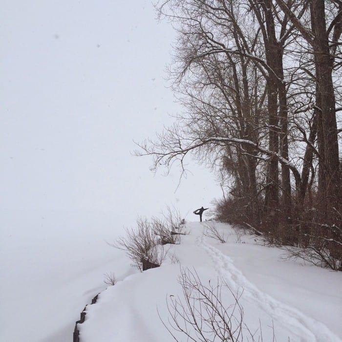 Snowshoe Trek21